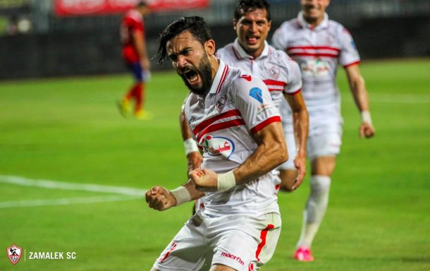 Morsy, Fathi, Moruf excluded from Zamalek CL squad
