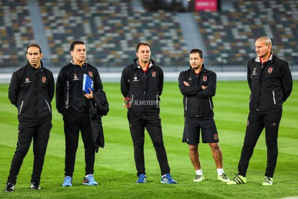 El-Badry: The international players are in a very bad psychological state