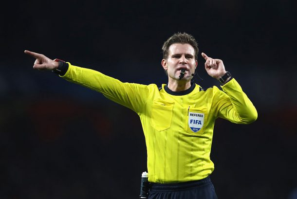 Felix Brych will not officiate the Egyptian Super Cup