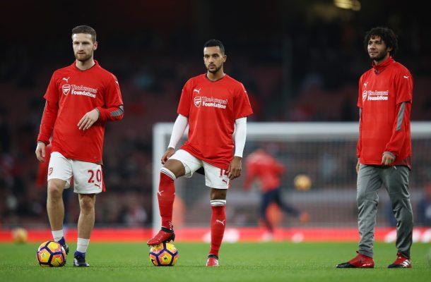 Elneny Arsenal