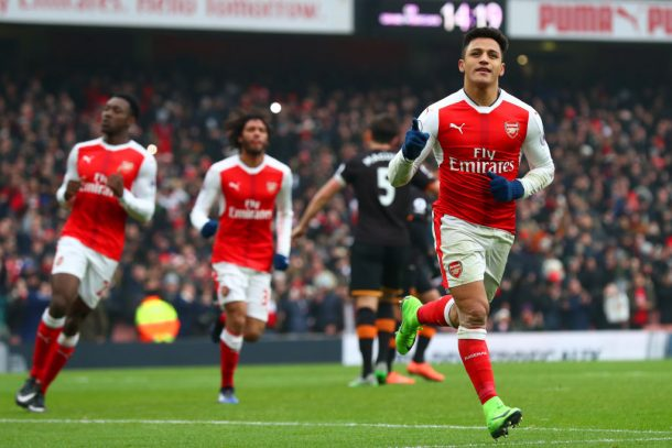 Elneny features in Arsenal's win against Elmohamady's Hull City