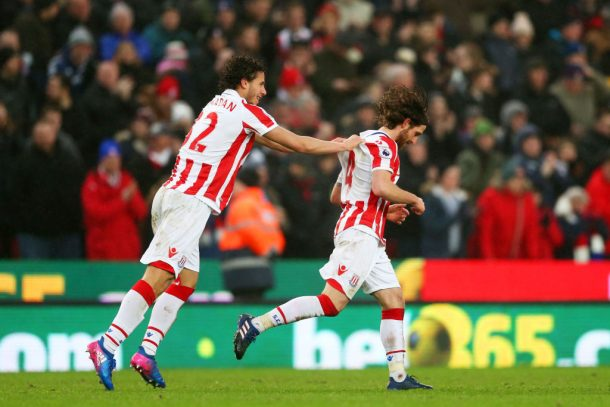Ramadan Sobhi praised by Stoke City chairman