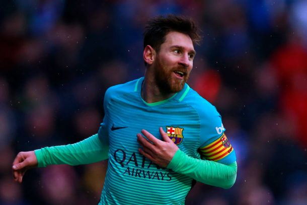 Lionel Messi: I have felt Egypt's greatness