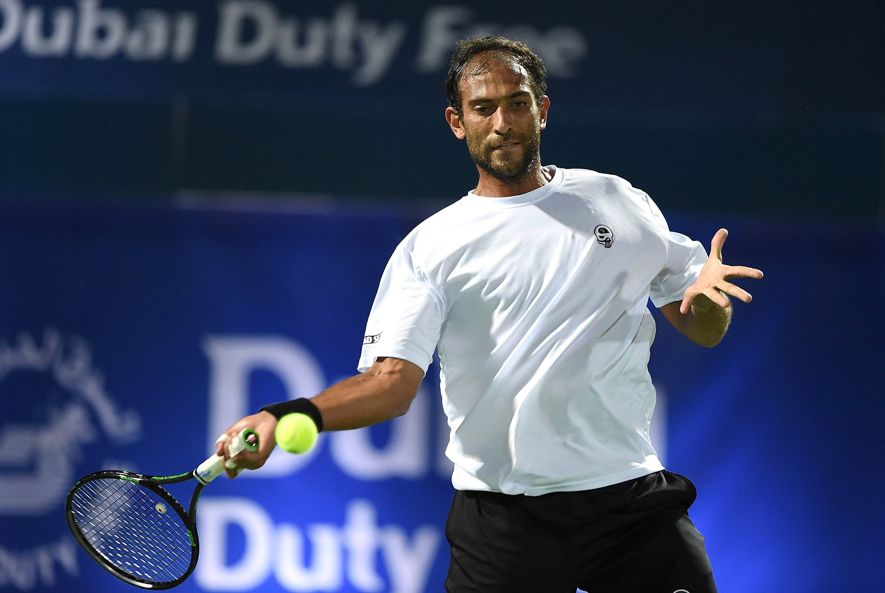 Mohamed Safwat Dubai Duty Free Tennis Championship