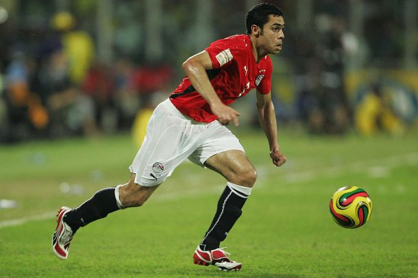 Ahmed Fathi reveals he played with an injury against Burkina Faso