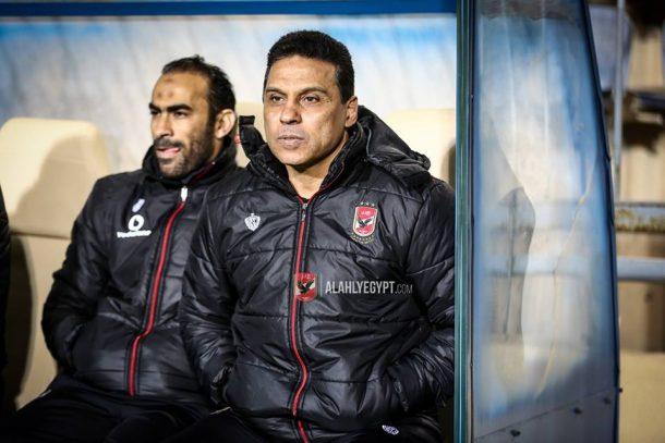 Al Ahly Hossam El-Badry Wadi deglla Match