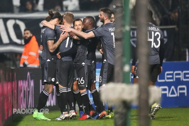 VIDEO: Warda assists twice in PAOK 4-0 win over Veria