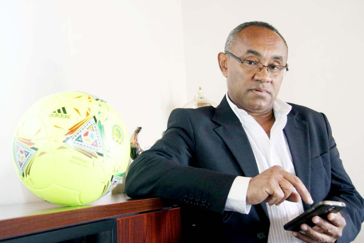 Ahmad Ahmad Madagascar