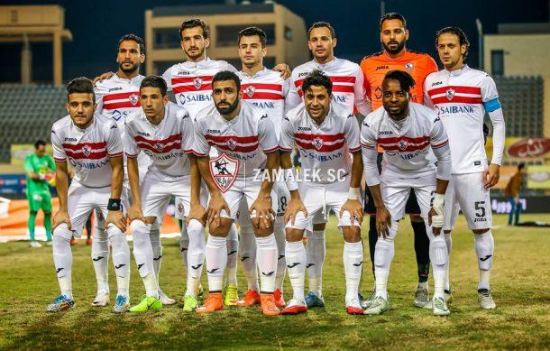 Zamalek to face Nigeria's Enugu Rangers in CAF Champions League