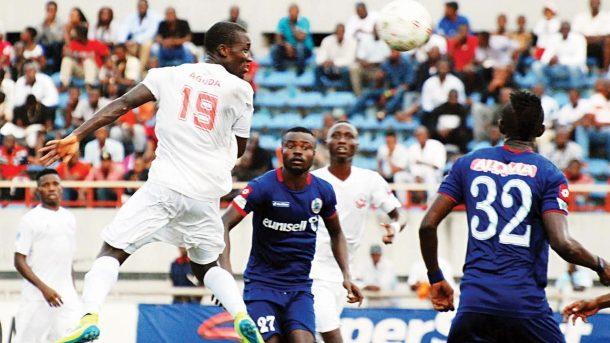 Rangers' Aguda Godwin: I don't believe Zamalek is too strong for us