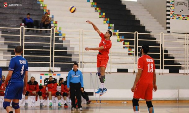 Volleyball: Al Ahly reach African Club Championship semi-finals