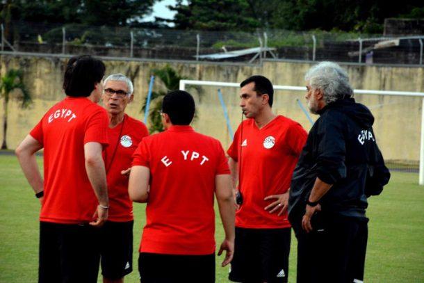 Egypt training camp