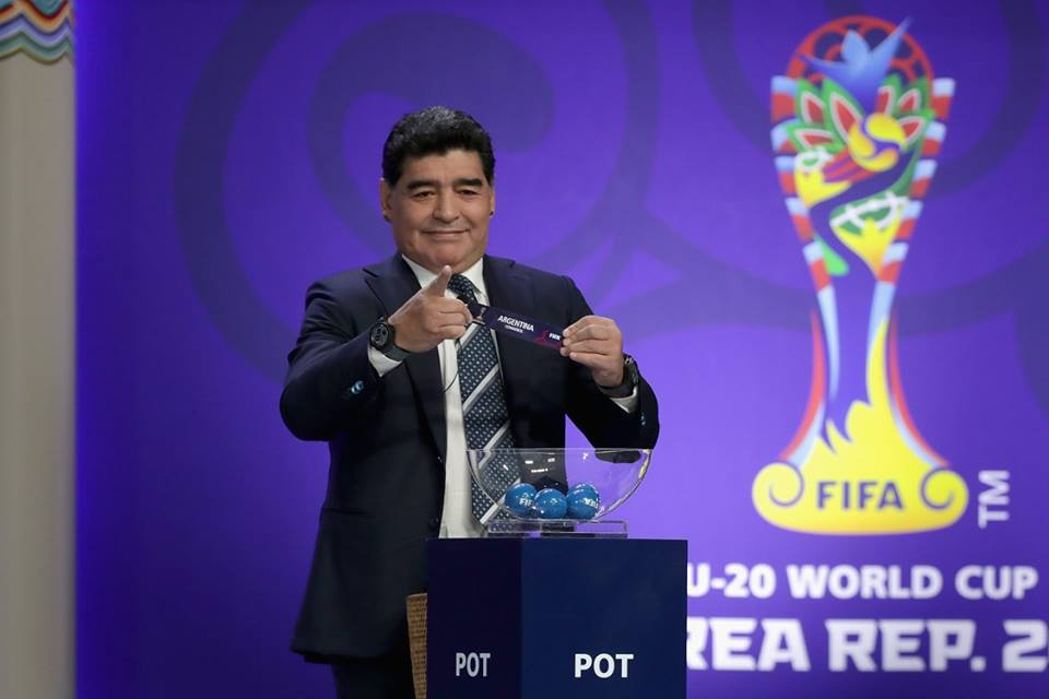 FIFA U-20 2017 World Cup draw