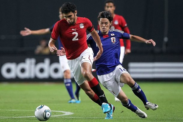 Salah Soliman ruled out of Benin friendly