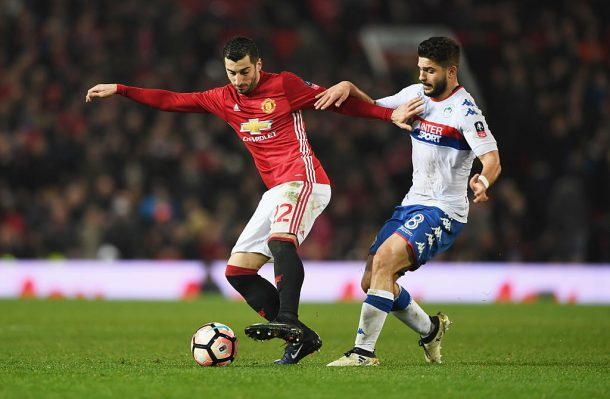 Exclusive: Sam Morsy called up to Egypt squad