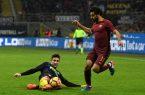 Mohamed Salah Roma Inter Milan
