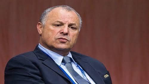 Hany Abou-Rida CAF