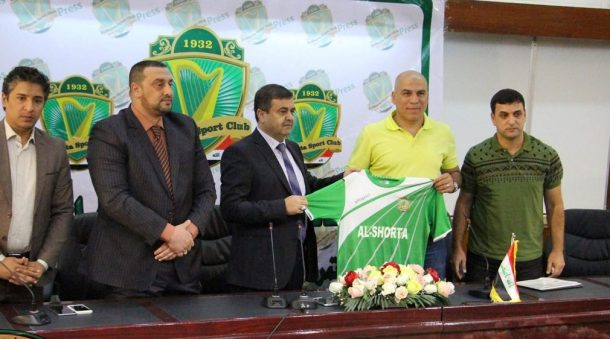 OFFICIAL: Mohamed Youssef leaves Al Shorta by mutual consent