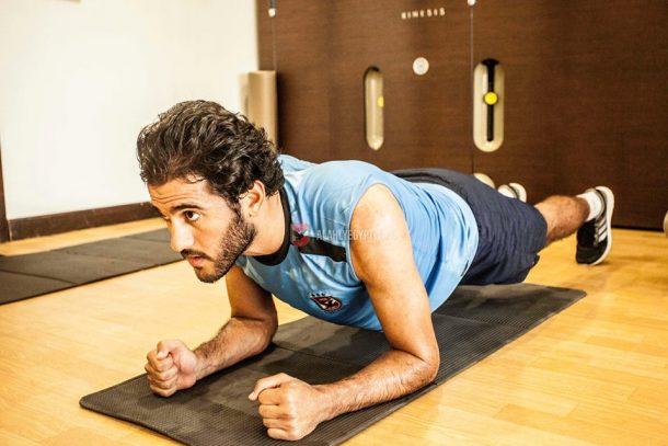 Marwan Mohsen injury
