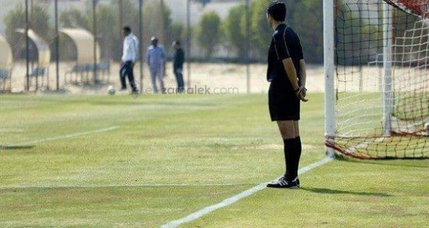 Goal-Line referee Zamalek