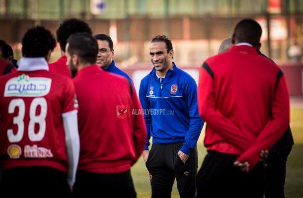 Sayed Abdel-Hafiz Al Ahly football director
