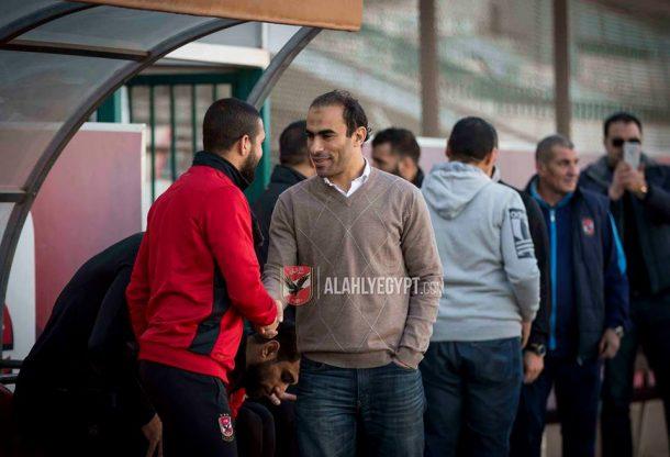 Sayed Abdel-Hafiz Al Ahly