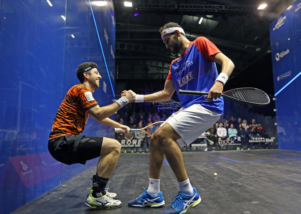 Shorbagy Allam British Open