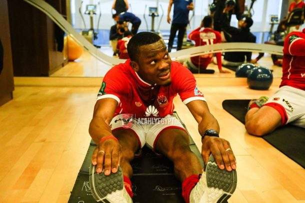 Souleymane Coulibaly Al Ahly