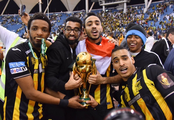 Ittihad Jeddah hope to sign Kahraba on permanent basis