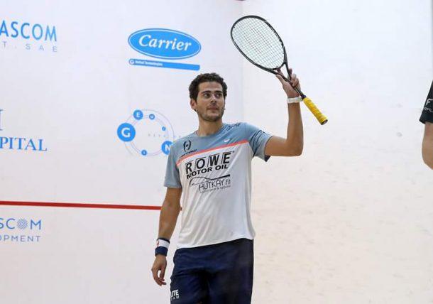 SQUASH: Karim Abdel Gawad tops PSA World Rankings