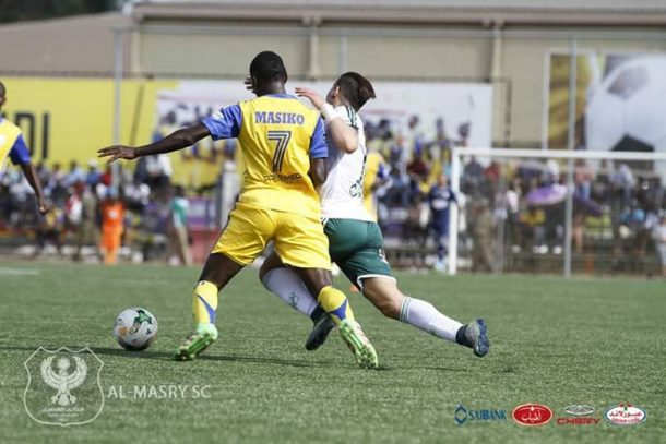 KCCA players hopeful ahead of Al-Masry game