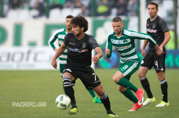 Swiss side Grasshoppers in advanced talks with Amr Warda