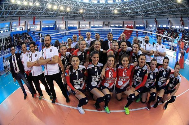 Volleyball: El-Shams lose to Carthage in Women's African Clubs Championship final
