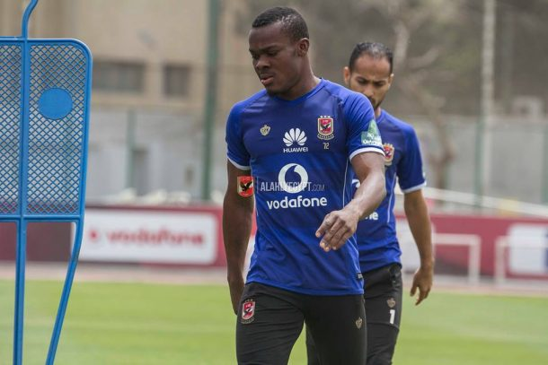 Souleymane Coulibaly fined for travelling without permission