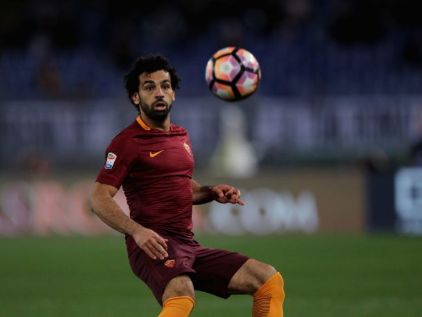 Mohamed Salah features as Roma lose Derby della Capitale