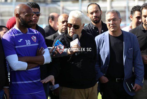 Mortada fulfilled his promise: Zamalek don't turn up to face El-Maqassa