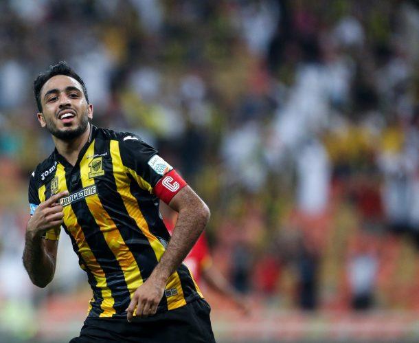 Mahmoud Kahraba captain