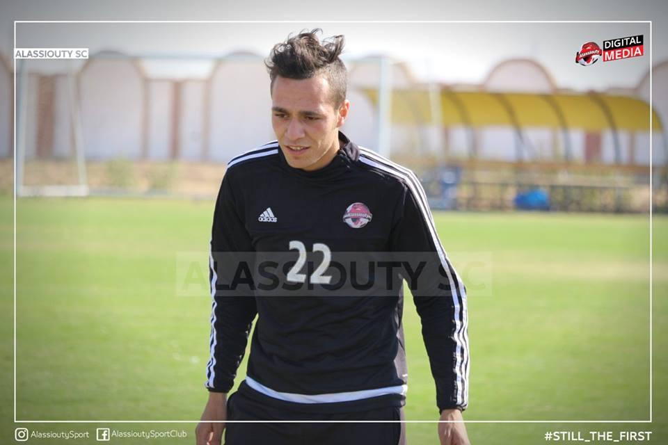 Mohamed Antar Al Assiouty Sport