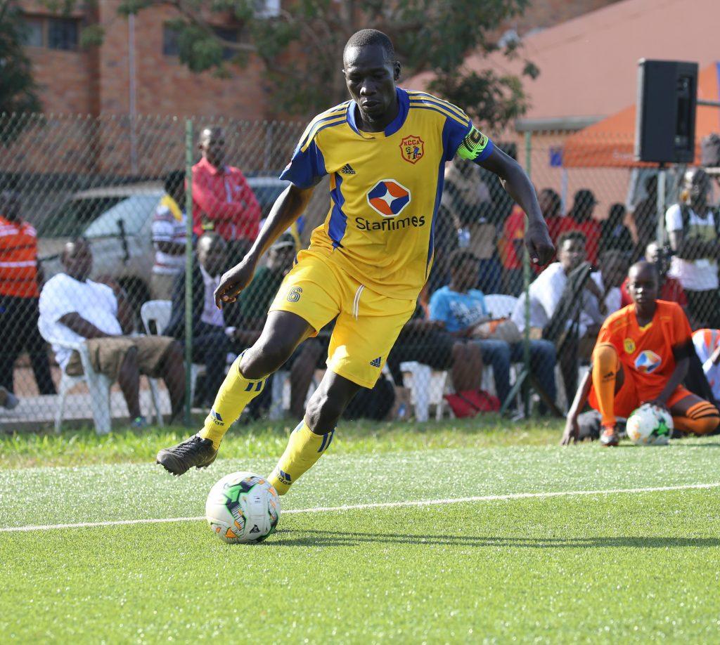 Okot KCCA FC