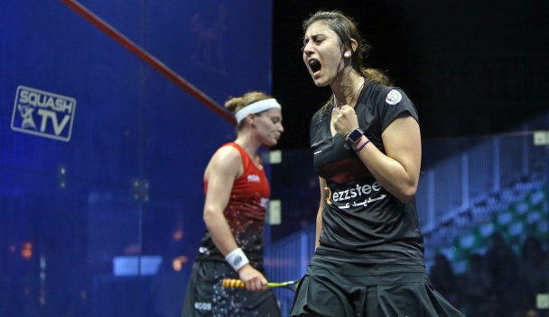 Ramy Ashour, Nour El-Sherbini lift 2017 China Squash Open titles