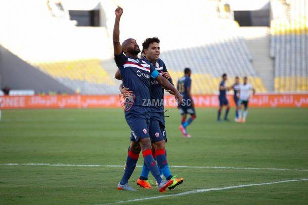 Abdelfattah howler helps Zamalek beat Al Masry 1-0