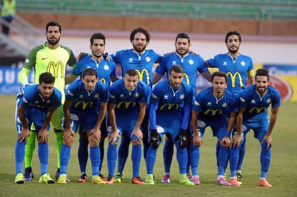 Smouha's Yasser Ibrahim ruled out for season with knee injury