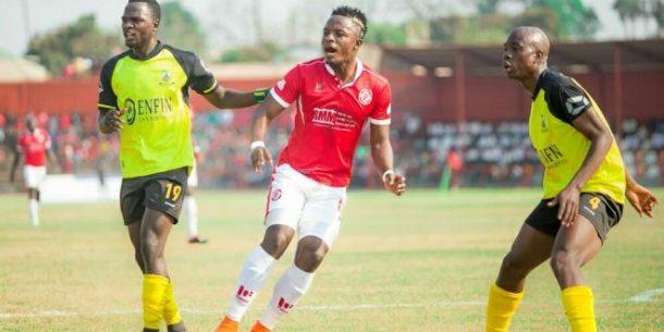 Ismaily monitoring Nkana striker Walter Bwalya