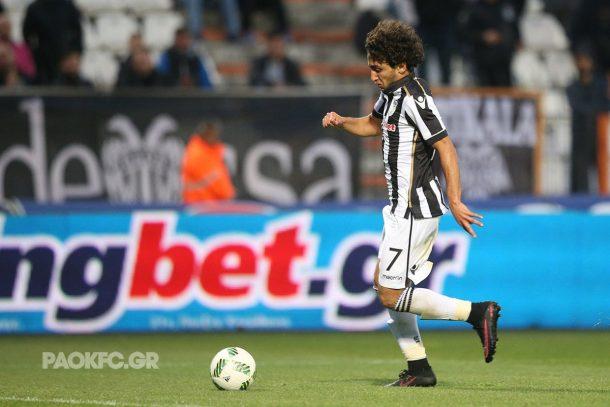 VIDEO: Warda scores in PAOK's 5-1 win against Kerkyra