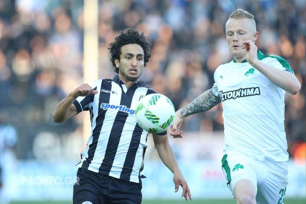 VIDEO: Warda assists in PAOK crucial league win