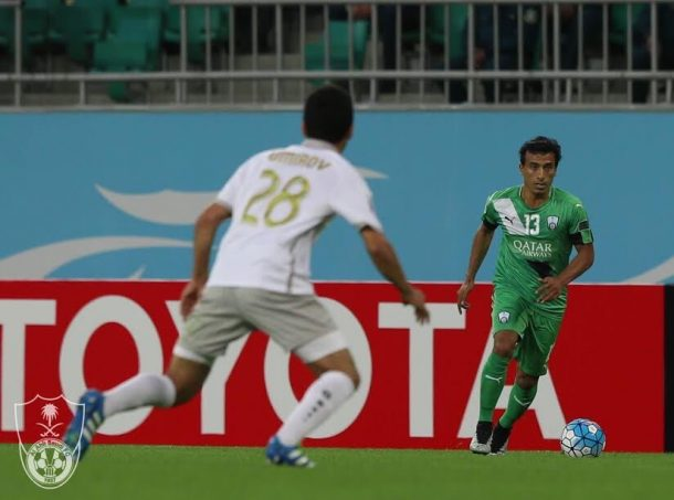 Abdel-Shafy features as Al Ahli suffer a shocking defeat to Bunyodkor