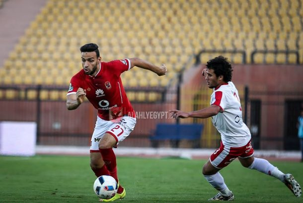 Al Ahly include Mido Gaber