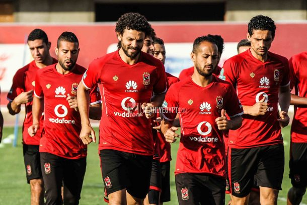 Maaloul excluded as Al Ahly announce squad for Nasr Lel Taa'deen