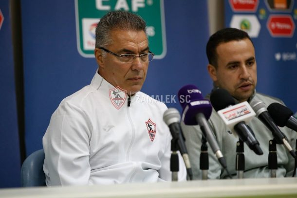 Inácio: We are determined to get three points against CAPS United