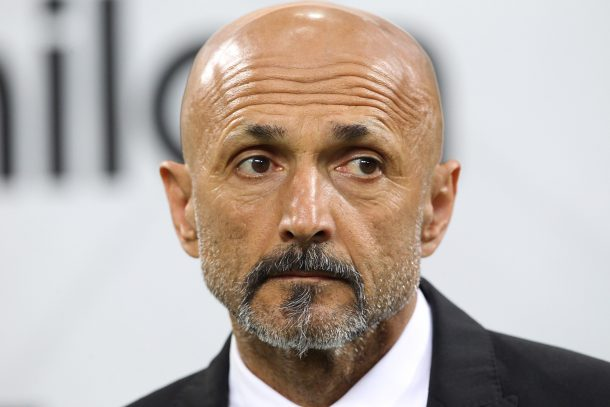 Luciano Spalletti on Salah